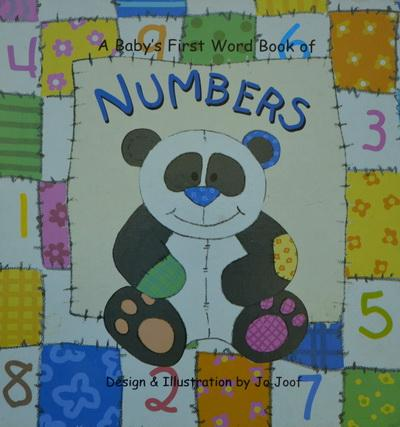 A Baby's First Word Book of Numbers