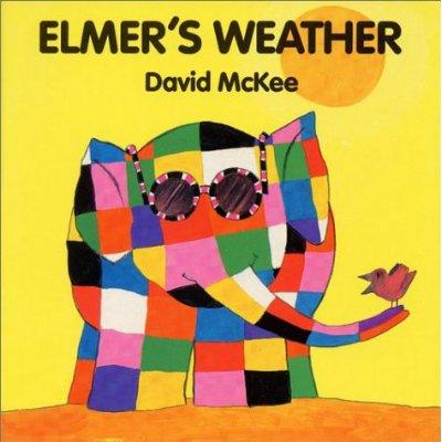 Elmer's Weather Board Book